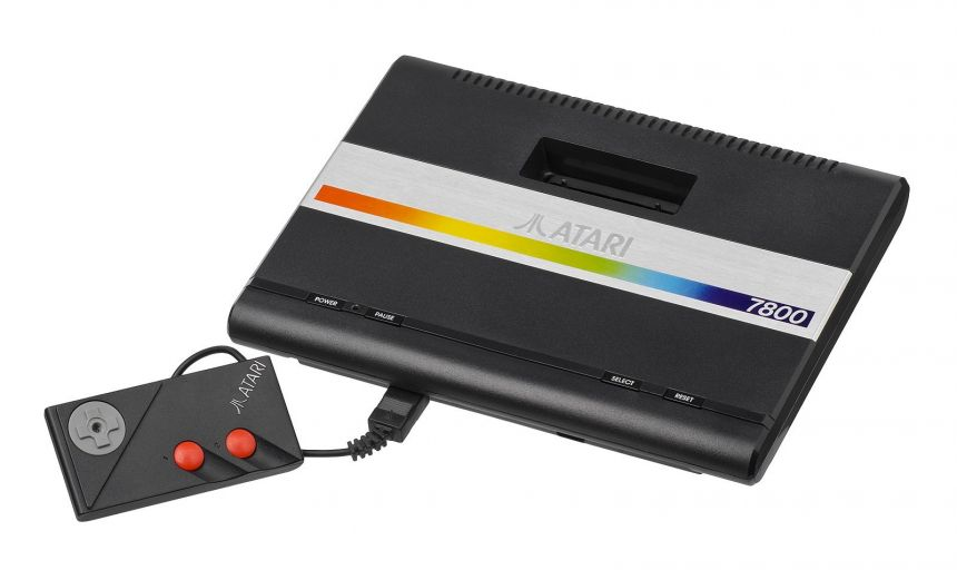 console jeux Atari