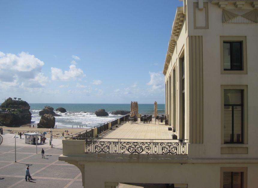 Réouverture du casino de Biarritz