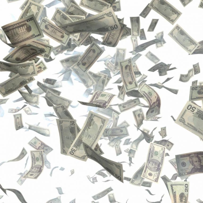 1 million de dollars perdu au casino