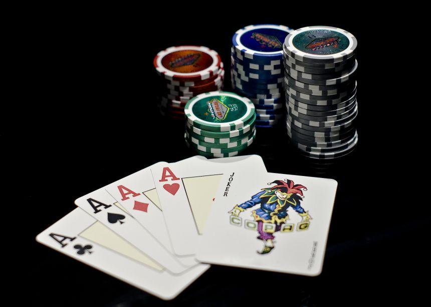 animation casino et tournoi