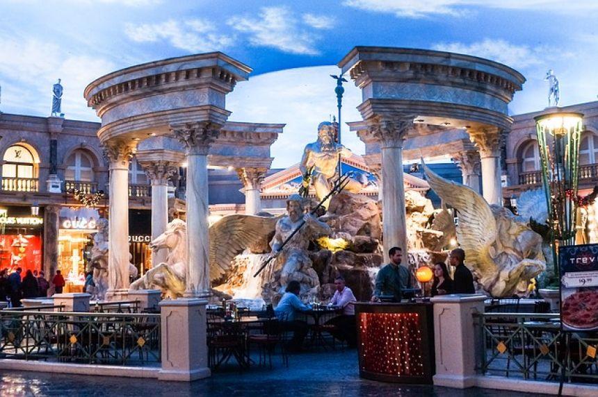 Le casino Caesars Palace en faillite