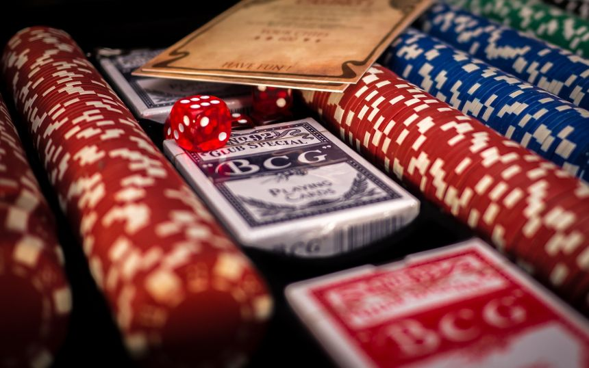 poker cartes des
