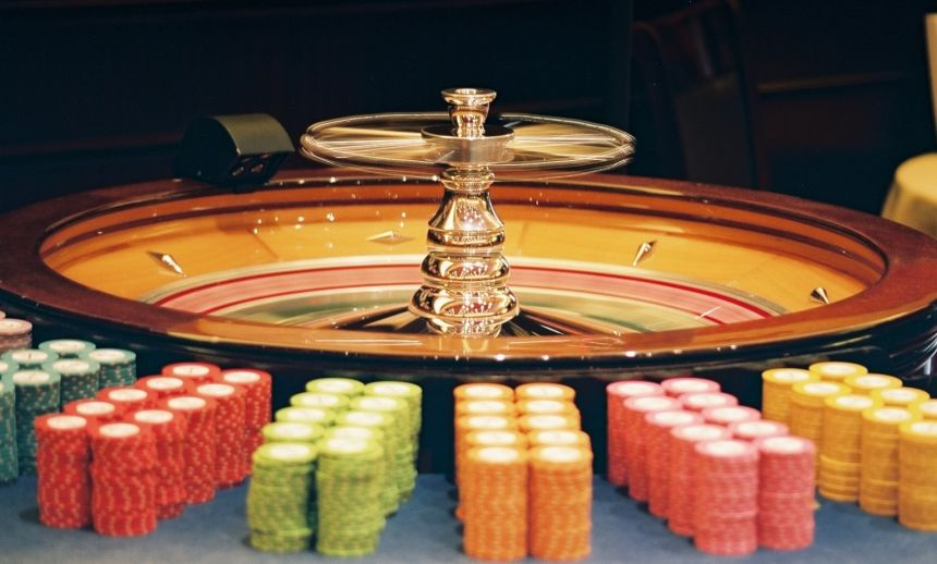 cylindre roulette casino
