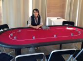 table de poker AAcasino