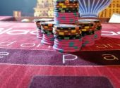 fin soiree casino table black jack AACasino