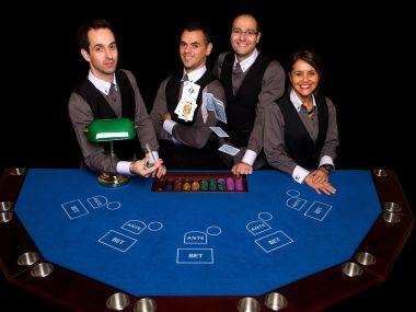 AA Casino - Soirée Casino - Stud Poker