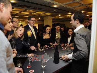 Découverte des vins de France entre collègue