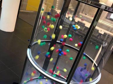 ball storm jeux de team building