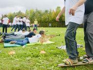 Team building extérieur (outdoor)