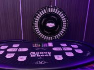 La roue de la fortune en soirée casino
