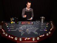 Une soirée casino avec les bières du monde