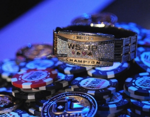 Bracelet Des World Series Of Poker