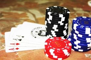 jouer dans la poker room