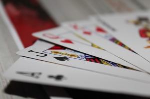 soirée poker dans la poker room