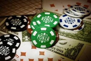 poker argent confisqué