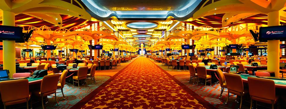 Soirée casino Singapour