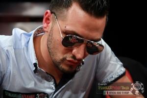 tournoi de poker Gaetano Preite