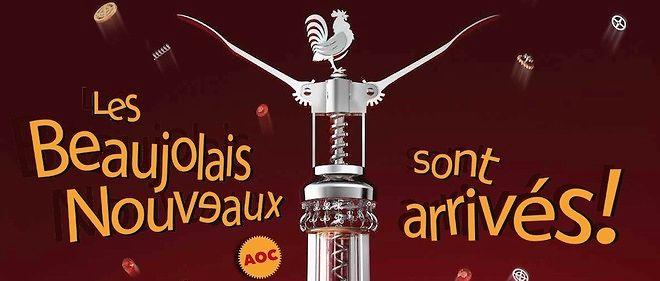 beaujolais nouveau et animation casino