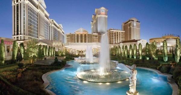 Les plus beau casinos du monde Le Caesars Palace