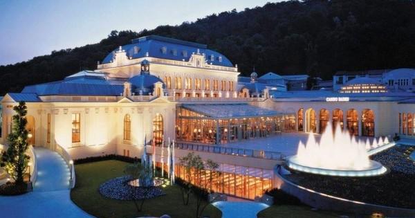 les plus beaux casinos du monde Baden Baden