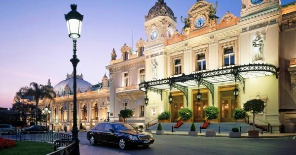 les plus beaux casinos du monde Monté Carlos