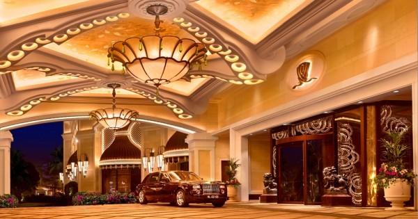 les plus beaux casinos du monde Le Wynn Macao