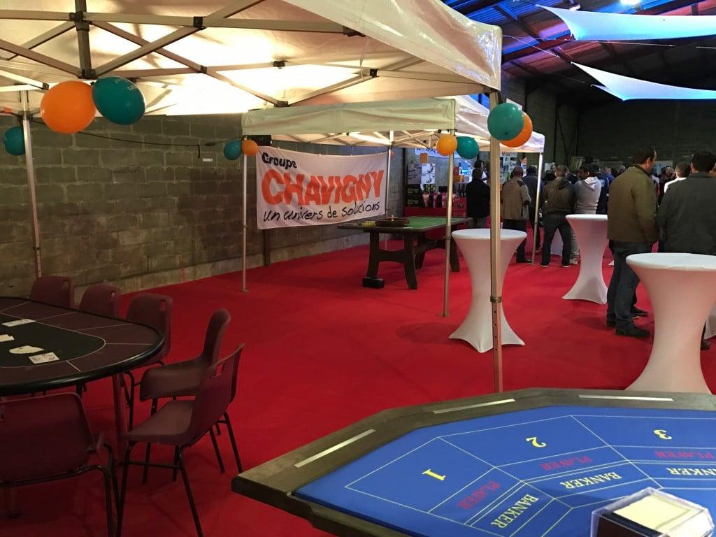 groupe chavigny soirée casino vendôme